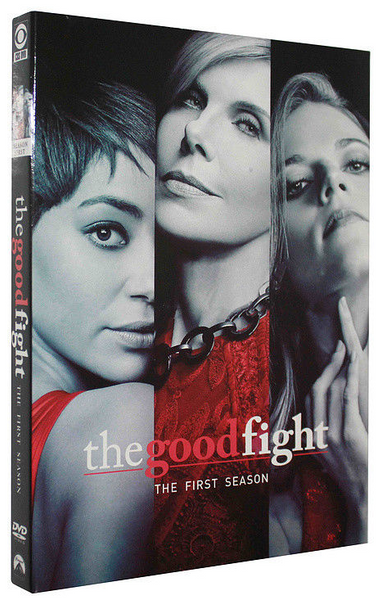 The Good Fight | Good Fight DVD Season 1 New 2017 Release 3-Set DVD Region 1 A good Fight Available DVD Blu ray Prime
