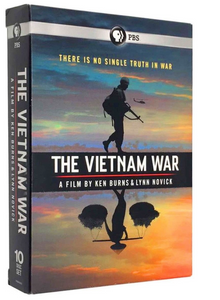 The Vietnam War A Film By ken Burns And Lynn Novice DVD Release 2017 New 10-Set DVD Region 1 Ken Burns the Vietnam War
