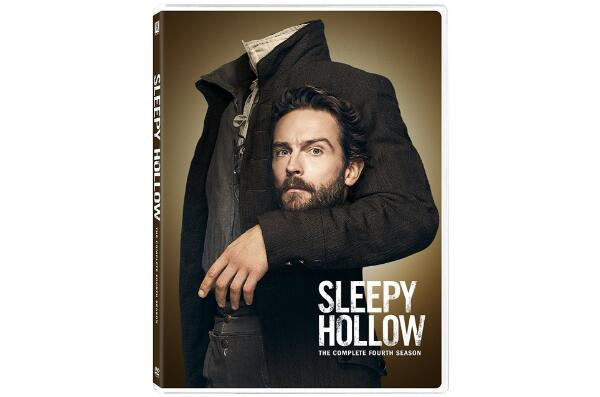 Sleepy Hollow Season 4 All 13 Season Four Episode 4-Disc Set | The Complete Fourth Season Includes Deleted Scenes Not Seen On TV