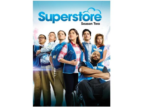 Superstore Complete Second Season Superstore Cast TV Show 3-DVD Set | Superstore Season 2 The Complete Second Season