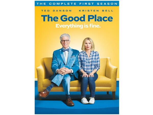 The Good Place - Season 1 (one) 2-Set DVD Region 1 New Release 2017