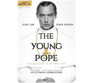 The Young Pope: Season 1 DVD 3-Set DVD Region 1 New Release 2017