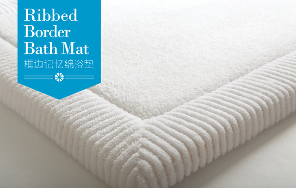 Shower Area Rugs Quick Drying Mat For Your Bathroom Thick Coral Velvet Super Absorbent By LUD | Bath Rug For Bathroom Floor Dries Your Feet Up Faster