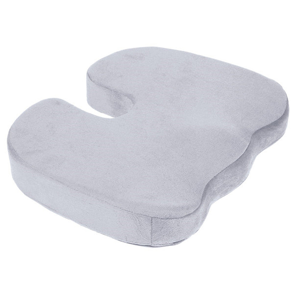 Memory Foam Cushion Coccyx Travel Breathable Seat Orthopedic Memory Foam U Seat Massage Chair Cushion Pad For Car Office Home decoration