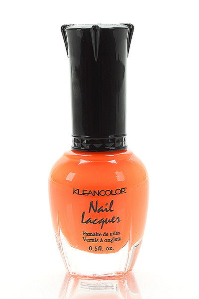 Kleancolor Nail Polishes SOLID