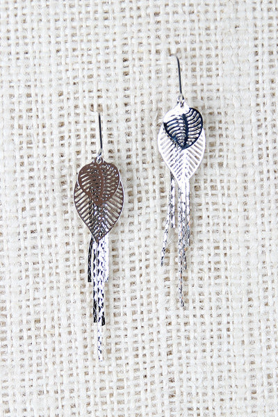 Leaf Layers Earrings