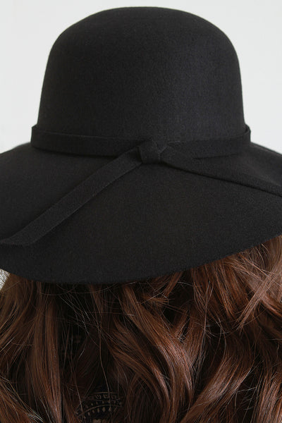Wool Floppy Hat