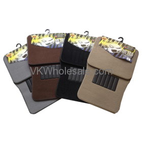 4 Piece Car Floor Mats Compatible With Most Vehicles