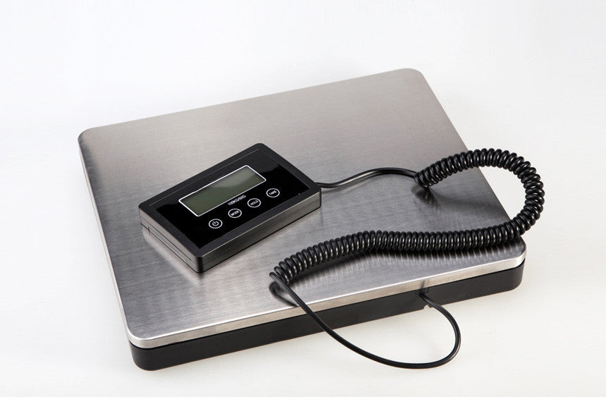 Commercial Digital Scale Platform Scales 180KG/100g New Arrival Postal Scale Electronic Weight - 2 PCS