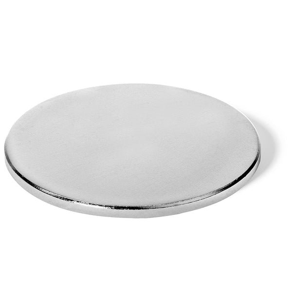 N52 Neodymium Magnet 2 Inches By LUD | Strong Metal Magnets For Craft Science & Hobbies