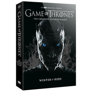 Game Of Thrones Season 7 DVD Complete Original Series The Complete Seventh Season |  Various Standard Edition