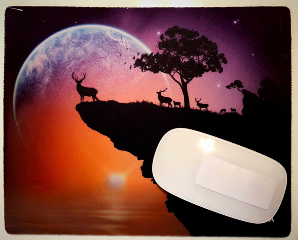 Luxury Cheap Computer Mouse Pad By LUD |  Mousepad Non-slip Rubber Base Perfect For Gaming