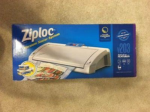 Vacuum Sealer Machine Ziploc V203 Vacuum Sealer By Ziploc | Ziploc Vacuum Sealer With Ziploc Vacuum Sealer Bags
