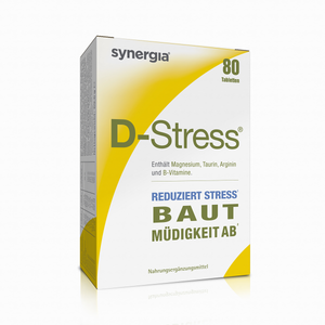 D-Stress Energy Tabs 80 Tabletten