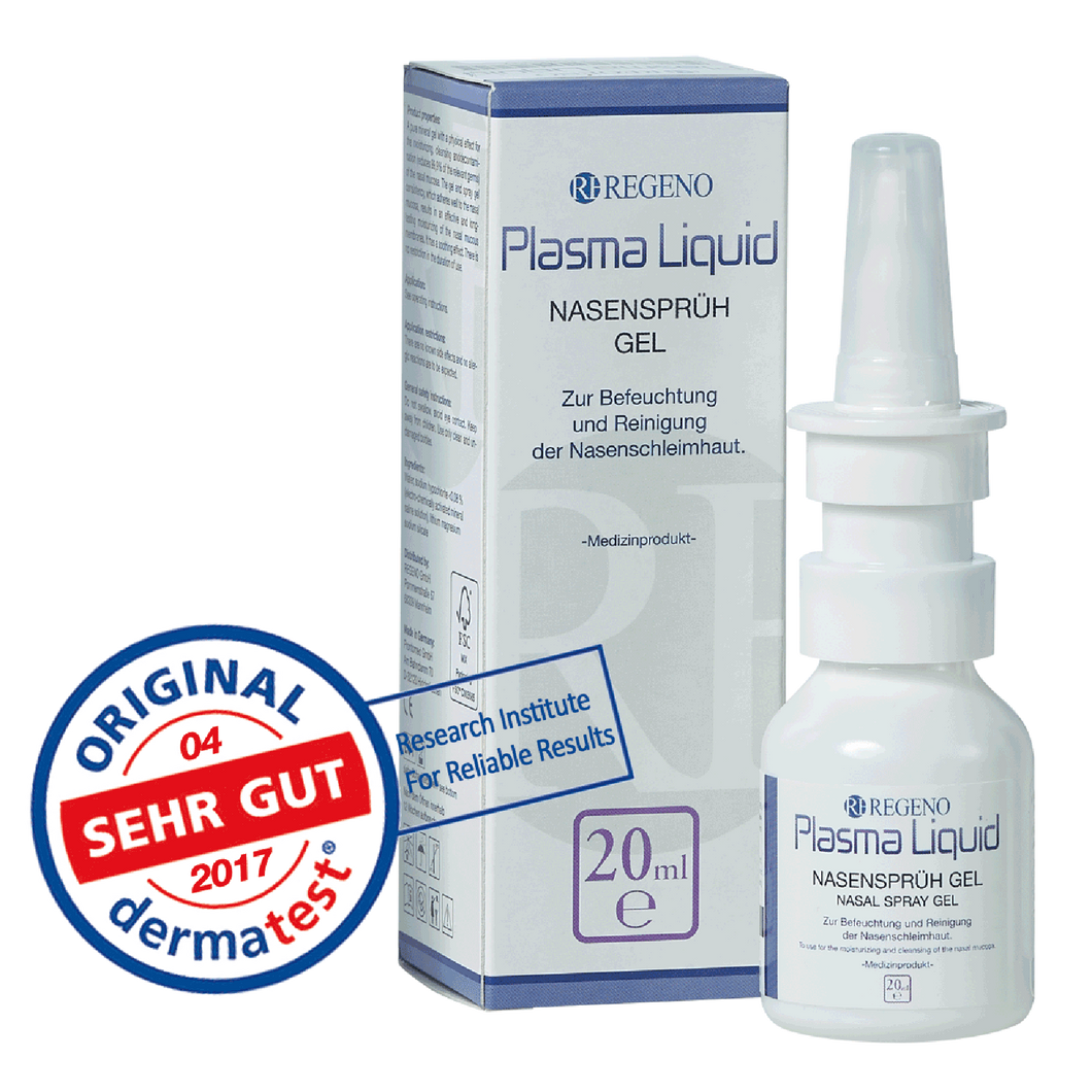 Plasma Liquid Nasensprühgel 20ml