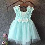 Girl Lacy Dress
