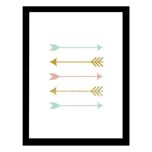 Arrow Wall Print