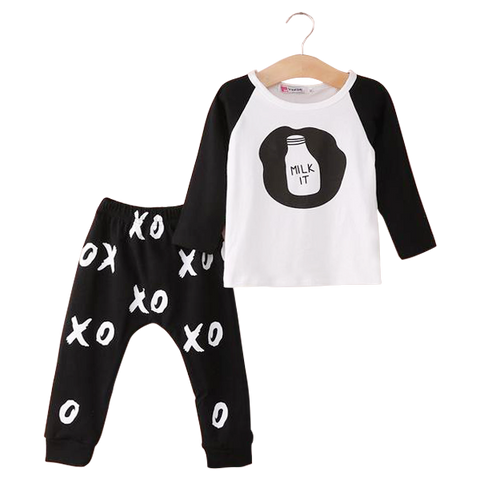 Milk It Clothing Set