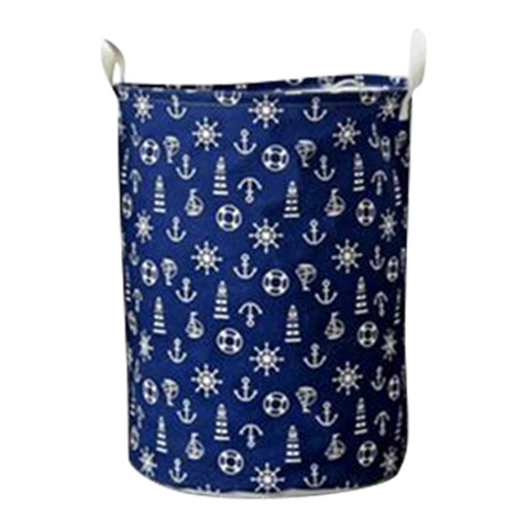 Navy Storage Bag