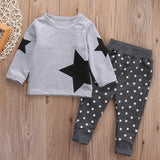 Grey Star Clothing set