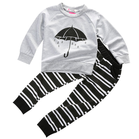 Umbrella Clothing Set