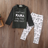Ain't No Mama Like The One I Got Clothing Set