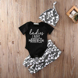 Ladies I Have Arrived Bodysuit Set