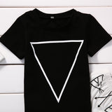 Triangle & Arrows Clothing Set