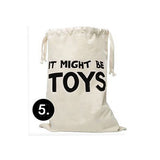 Kids Toys Storage Bag