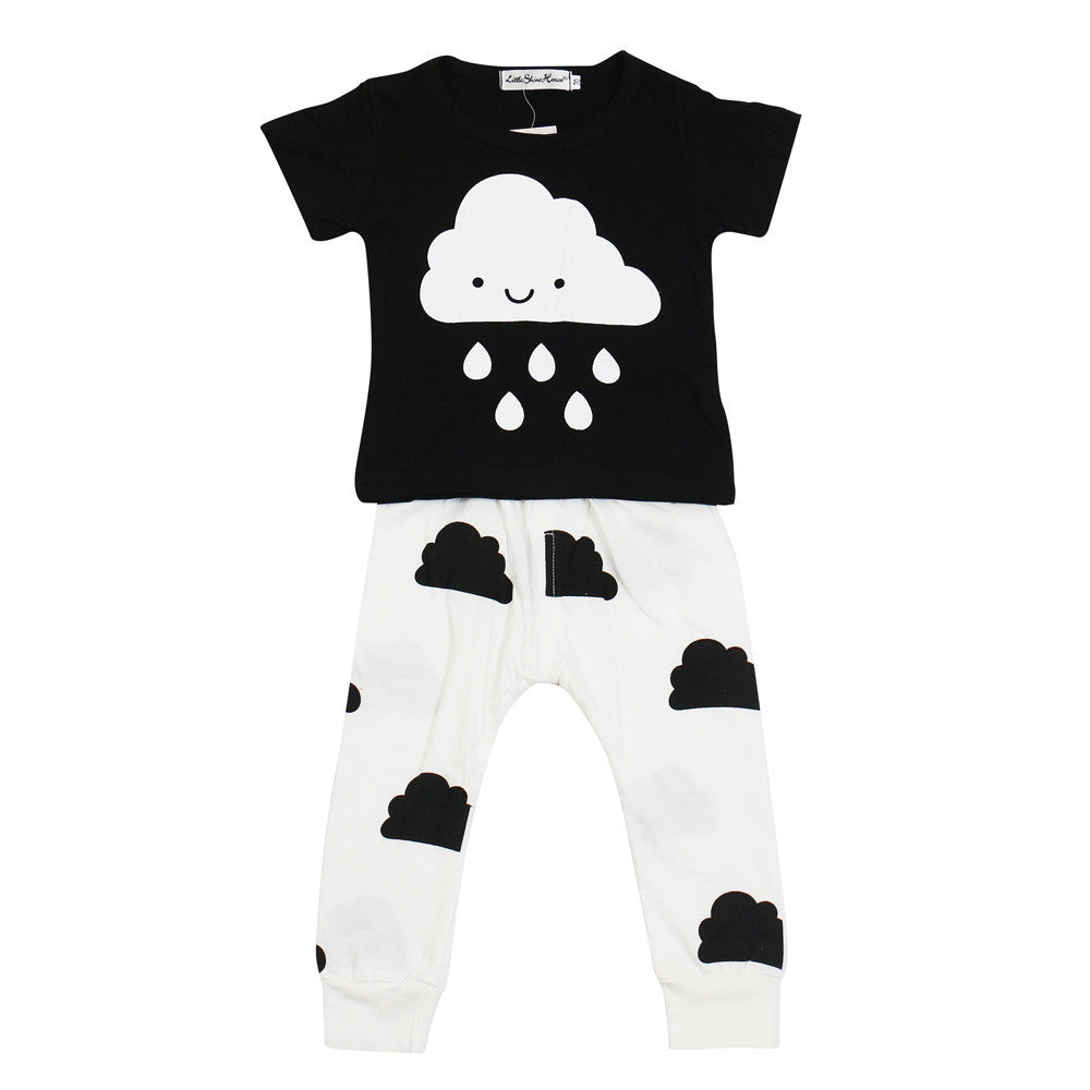 Baby Cloud Clothing Set