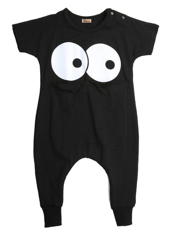 Big Eyes Romper