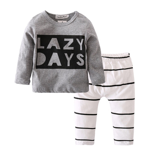 Lazy Days clothing set