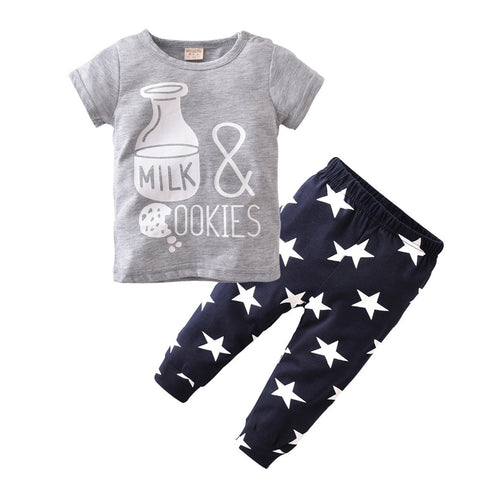Milk and Cookies Clothing set