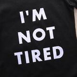 I'm Not Tired Bodysuit