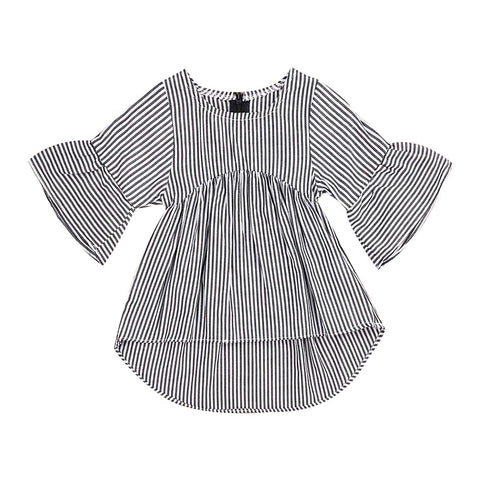 Angela Striped Dress