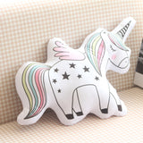 Unicorn Plush Pillow