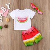 It's Watermelon Time 3pcs Set