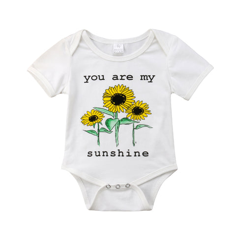You Are My Sunshine Bodysuit