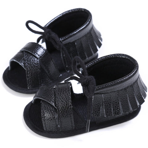 Tassel Prewalker Shoes