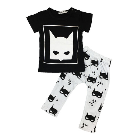Baby Batman Clothing Set