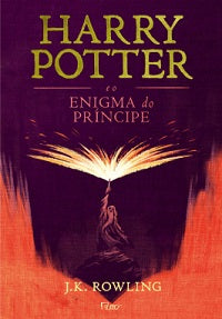 Harry Potter e o enigma do príncipe (6) Capa Dura