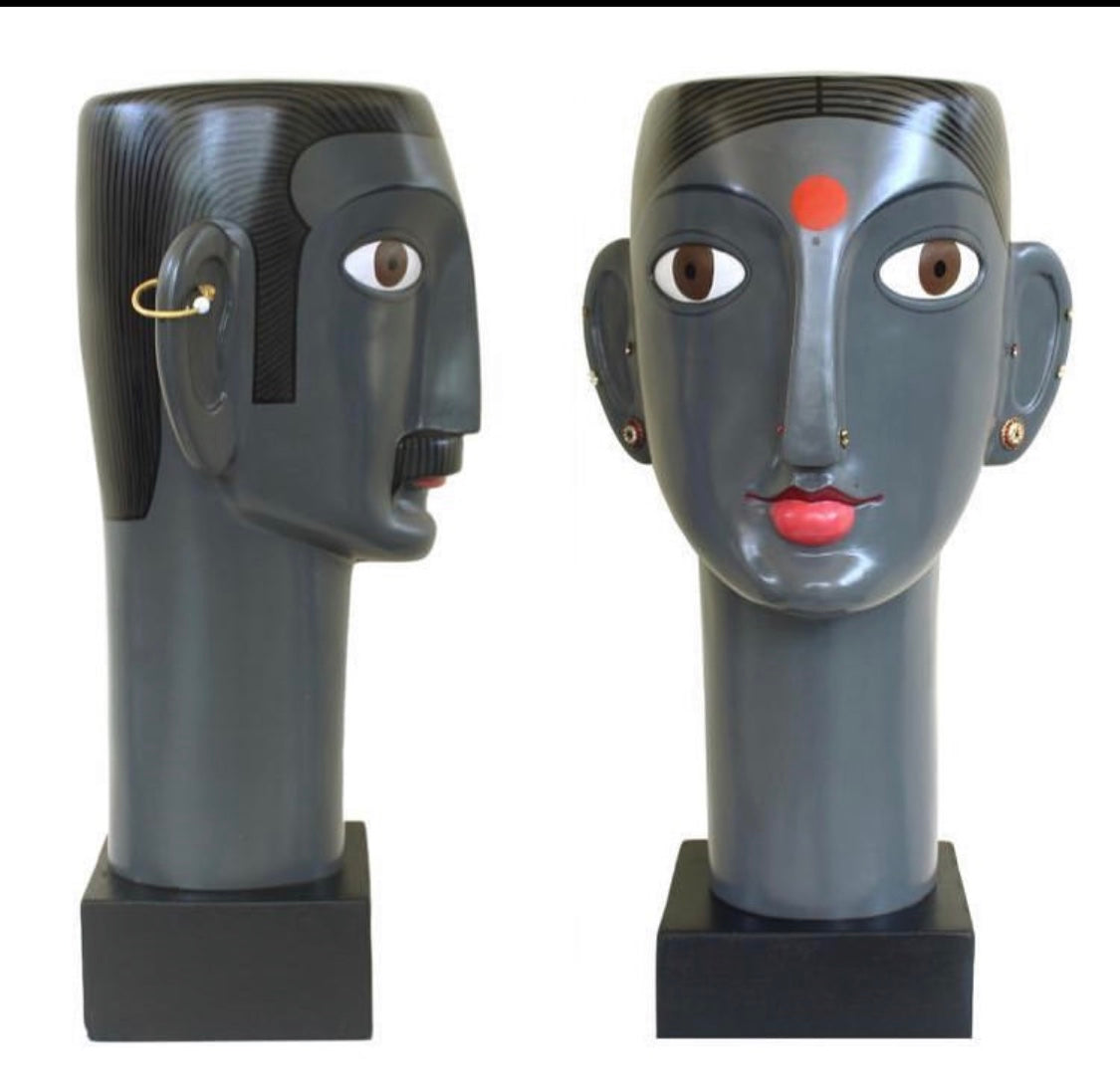 Sculpture -Couple