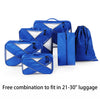 Packing Cubes for Travel,6 Compression Cubes travel accessories
