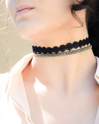 Stud Two Pack Choker