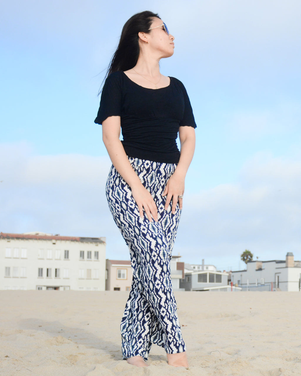 Congruous Palazzo Pants