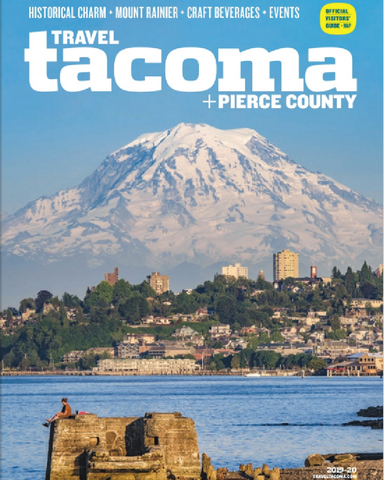 Travel Tacoma Magazine | Thread & Canvas Co.