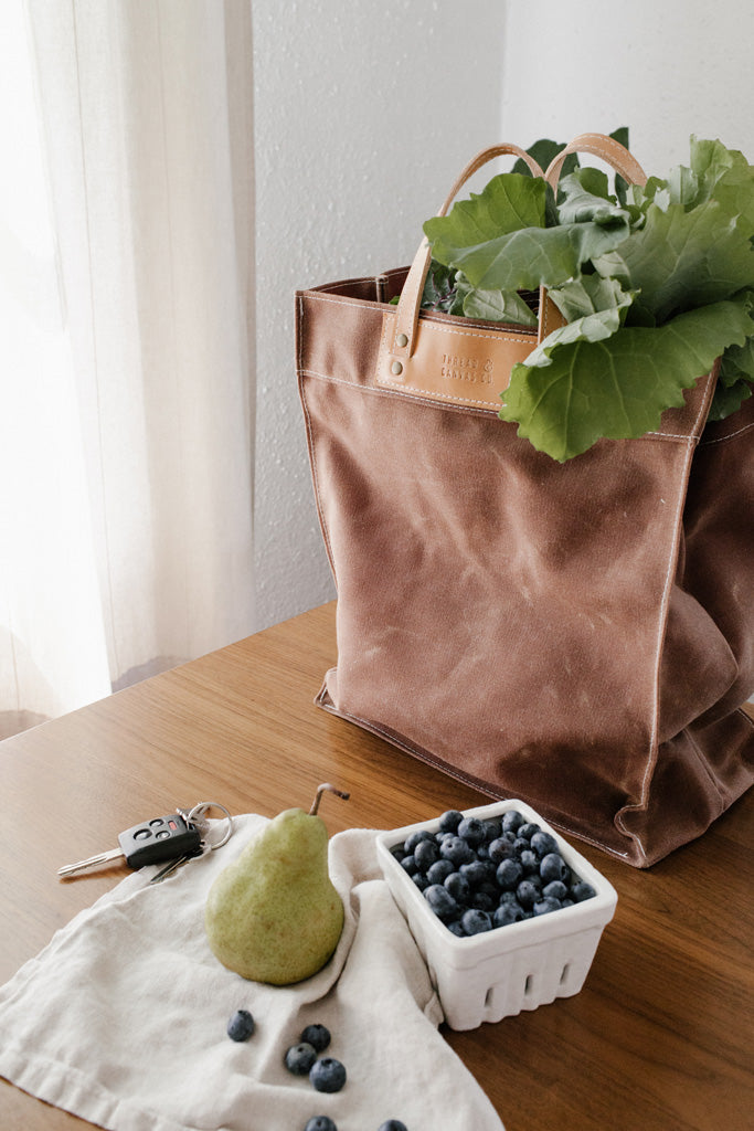 Market Tote | Thread & Canvas Co.