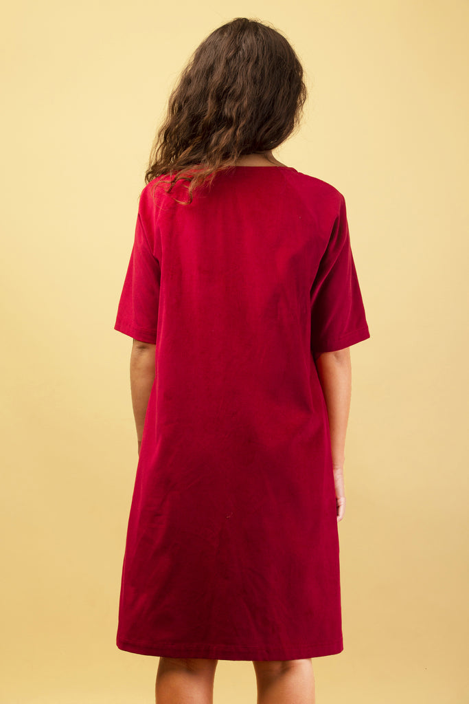 RUBICON DRESS RED