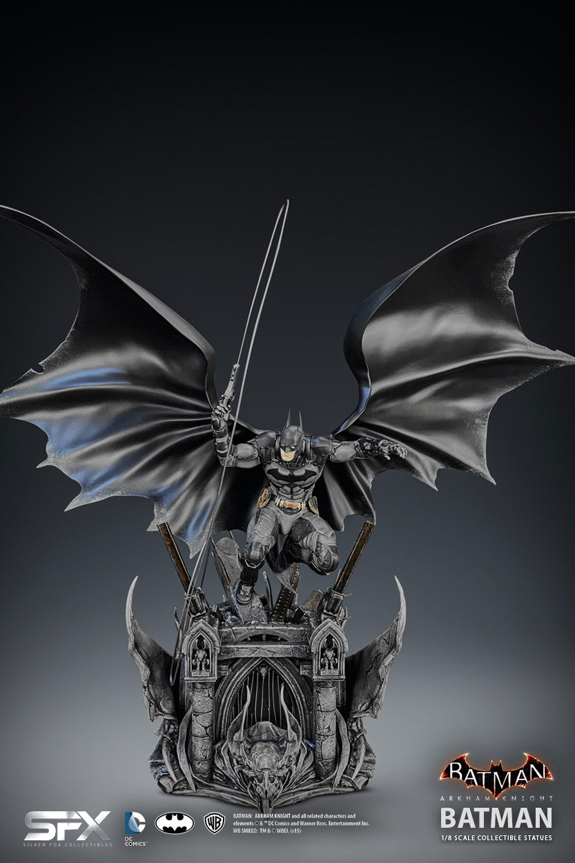 Batman Arkham Knight 1:8 Scale Excl - Statue Coming Soon