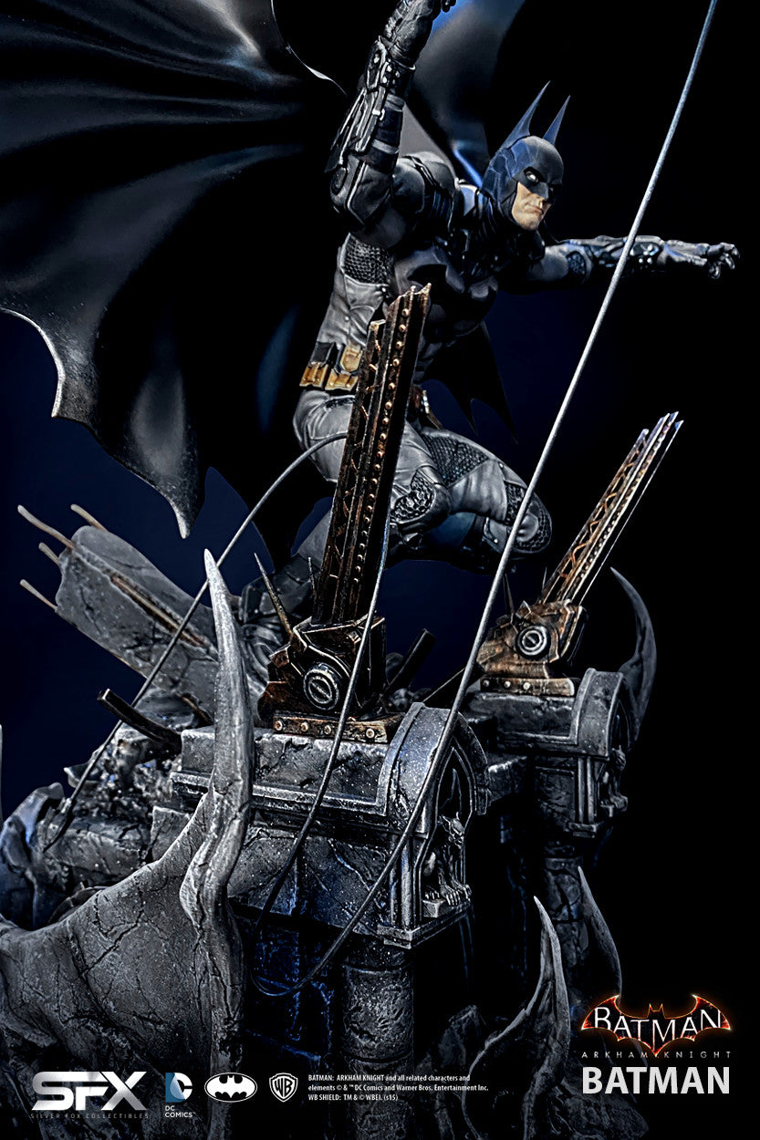 Batman Arkham Knight 1:8 Scale Excl - Statue